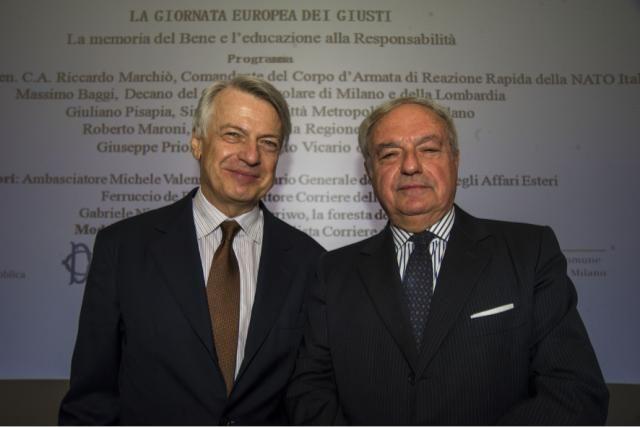 Cento Anni della Città degli Studi, progetto Milano 2040: Roberto Maroni, Gianluca Vago, Giovanni Azzone