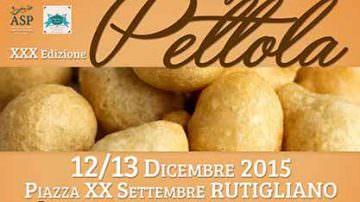 Rutigliano (BA), 12 e  13 Dicembre: 30^ Sagra della Pettola
