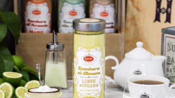 Novità natalizie Antonelli: Zuccheri aromatizzati e bevanda al Matcha
