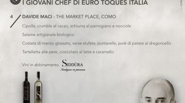 """Il manzo glassato a lentissima cottura dello chef Maci al """"22Milano"""""""
