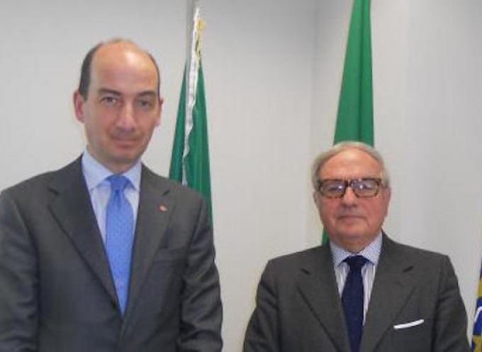 CAV. MARIO D'ANGELO, PRESIDENTE EMERITO DI ALPE,  INSIGNITO DELLA COMMENDA DEL PRESIDENTE DELLA REPUBBLICA