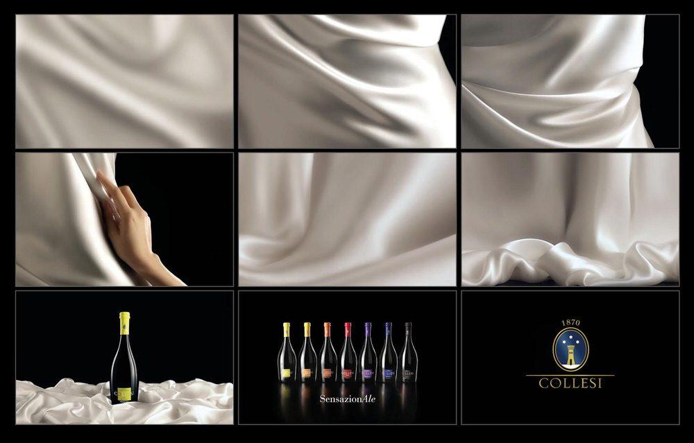 Birra Collesi: Prima campagna televisiva su La7