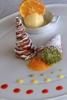 Chef D'Agostino, Menu di Natale