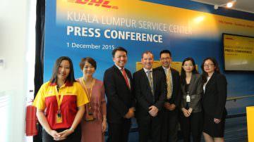 Kuala Lumpur: DHL apre una nuova location per seguire il boom dei ricchi + Video