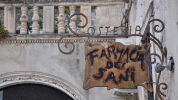 RUFFANO, Salento: La Farmacia dei Sani, un signor Ristorante dimenticato dalle Guide