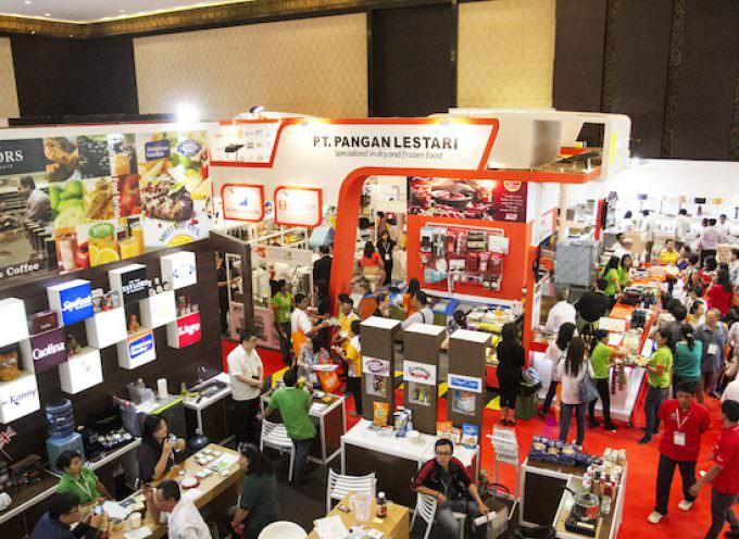 Bali, Indonesia: la decima fiera internazionale di attrezzatura, cibo, bevande e servizi