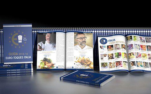 Guida Chef Euro-Toques 2016 per palati raffinati
