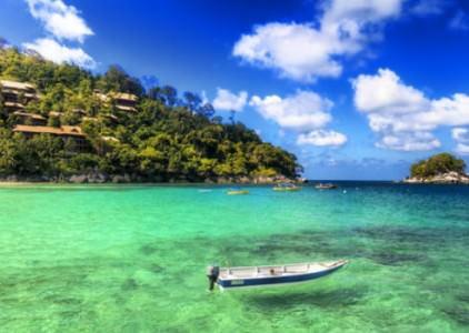 Tioman, Malesia, l'Eden perduto di 35 anni fa