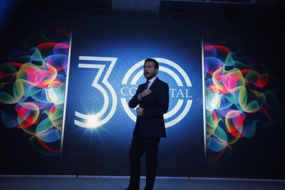 4° convention Comprital: La convention ha chiuso in grande i festeggiamenti per i 30 anni dell'azienda