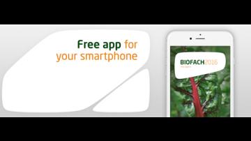 Mantieniti aggiornato con le App di BIOFACH e VIVANESS!