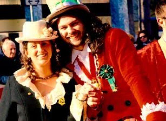 Carnevale Fuoriporta: Borgosesia, più di cento anni di maschere, burle, sfilate e grandi bevute