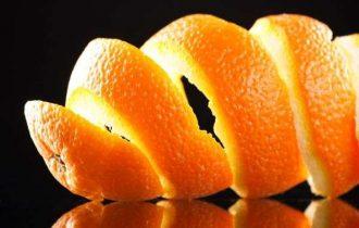 Bucce d'arancia contro il mercurio