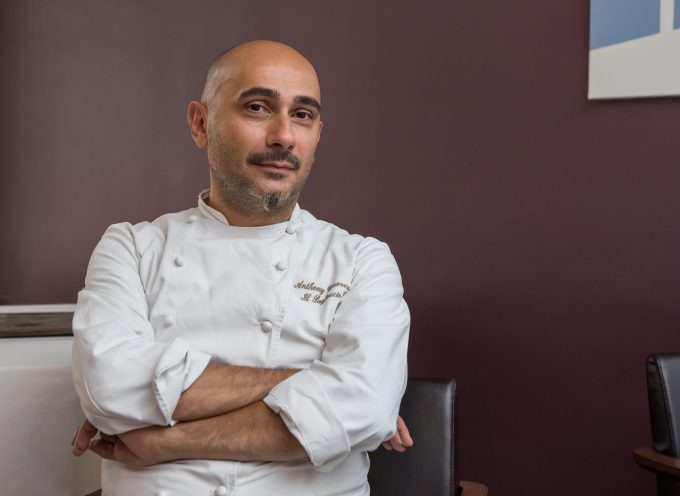 Lo Chef Anthony Genovese protagonista a Care's