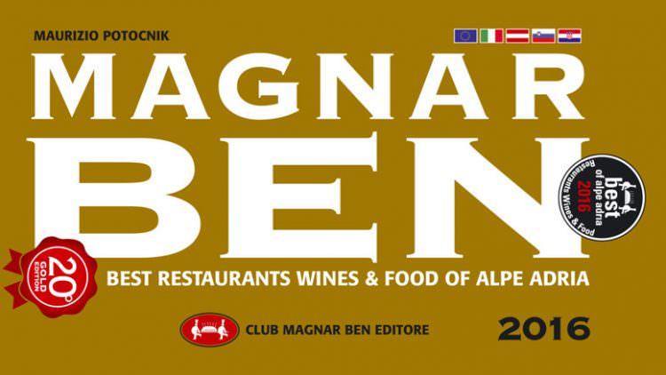 20° edizione della Guida Magnar Ben 2016
