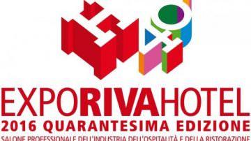 Expo Riva Hotel 2016: da 40 anni la Fiera dell'Industria dell'Ospitalità e della Ristorazione