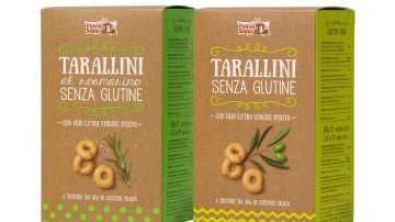 Puglia Sapori Srl presenta la nuova linea di Tarallini Senza Glutine