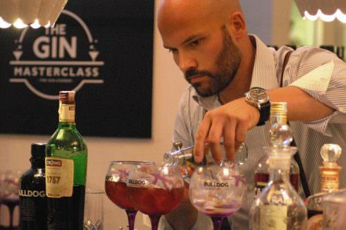 Samuele Ambrosi barman