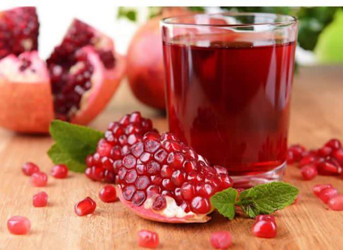 Melograno è la pianta, melagrana è il frutto, il succo è un vero toccasana