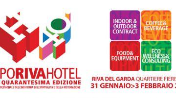 Expo Riva Hotel 2016: 40 eventi + Notizie utili per visitatori ed espositori