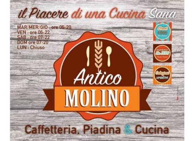 L'Antico Molino: Inaugurazione ufficiale sabato 13 febbraio a San Varano (Forlì)