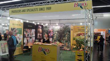 Con BRIO a Biofach: Prodotti agroalimentari biologici