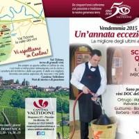 Cantina Valtidone: Vendita del vino sfuso in enoteca