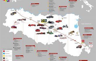 La Motor Valley dell'Emilia Romagna si rinnova