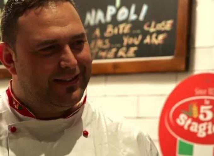 Dieta Pizza e il segreto della farina 5 stagioni a NewYork