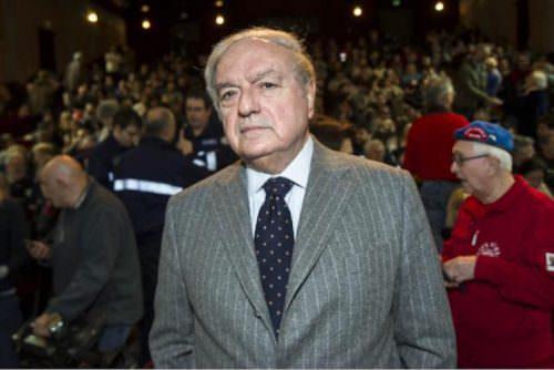 Achille Colombo Clerici, presidente Amici di Milano