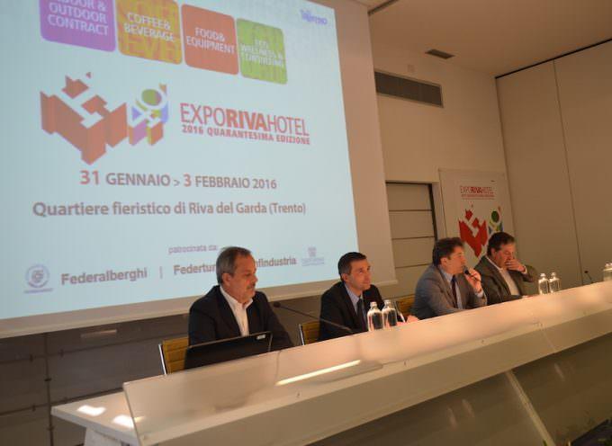 Inaugurata Expo Riva Hotel 2016, oggi compie 40 anni