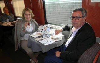 Degustazione di Aceto Balsamico di Modena IGP e Asiago DOP con Trenitalia