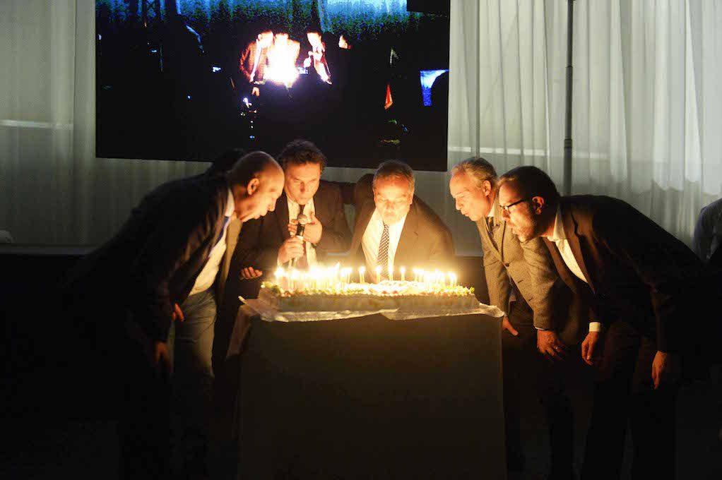 40° Expo Riva Hotel: Festa di compleanno al Palameeting con 800 invitatii