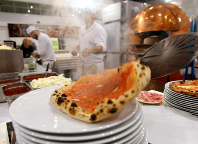 Costa Crociere fa scalo a Bra, alla Pizzeria di Gennaro Esposito