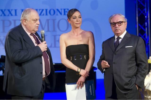 Giancarlo Mazzuca, Tessa Gelisio, Achille Colombo Clerici