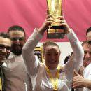 "CAST Alimenti: Italia Campione del Mondo a Parigi al ""Mondial Des Arts Sucrés"""