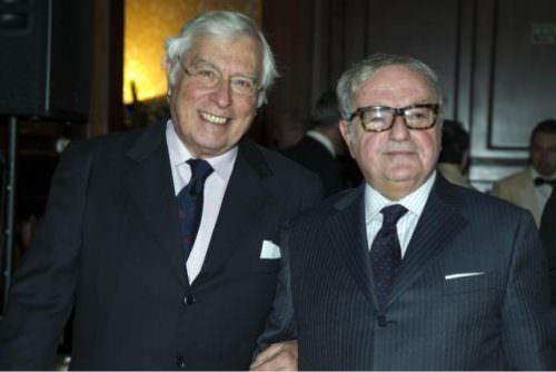 Manfredi Landi di Chiavenna ed Achille Colombo Clerici