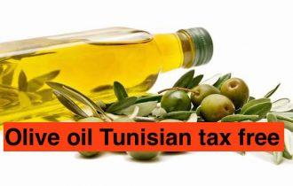 Olio di oliva dalla Tunisia, senza iva: è la terapia giusta?