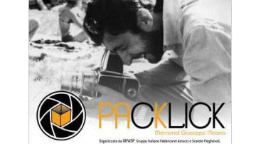 "Concorso fotografico Gifasp ""Packlick – Memorial Giuseppe Meana"""