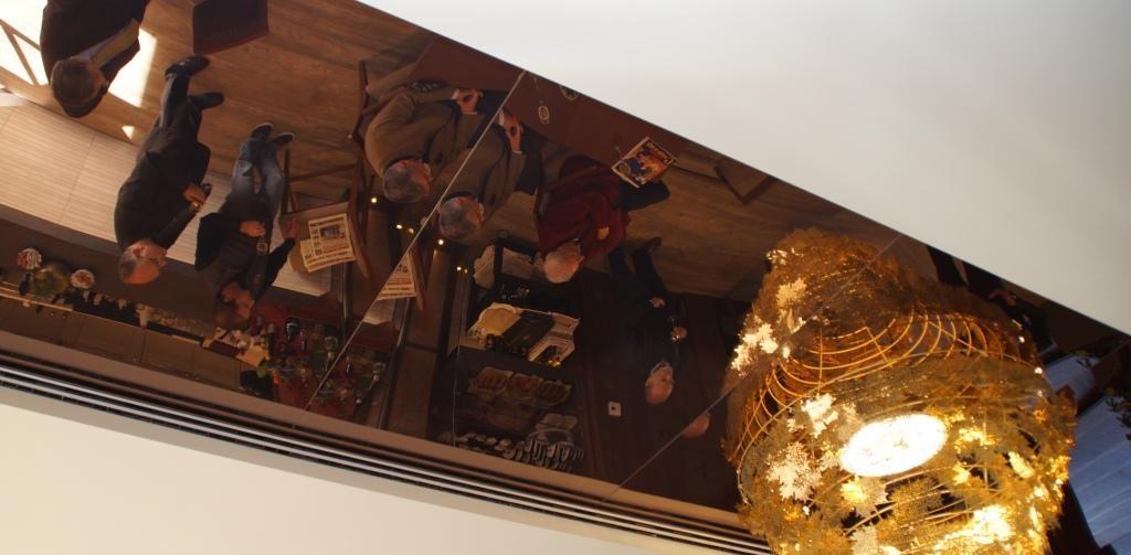Arte e gusto al Palace Cafè di Lugano: Rodchenco e il foie gras di Barbaglini