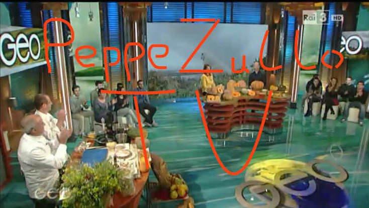 Peppe Zullo, la Puglia e la RAI TV: La Prova del Cuoco e Geo&Geo