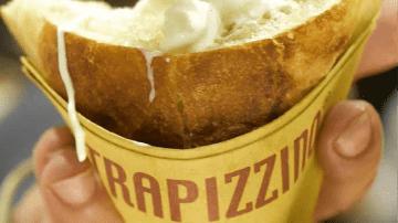 Trapizzino, Street Food de Roma incanta i Giapponesi