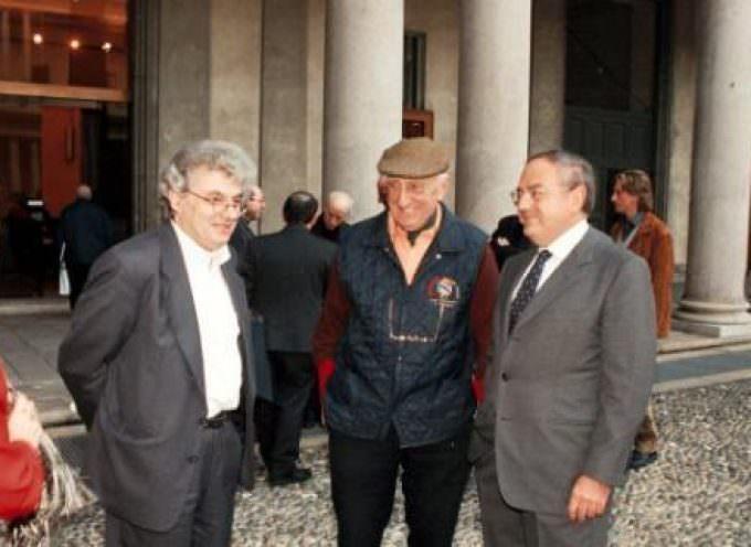 Luigi Caccia Dominioni,103 anni: Spazio sacro e architettura