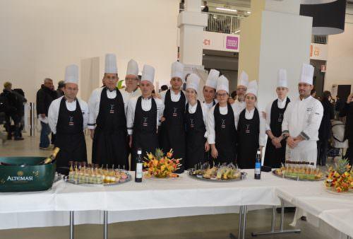 Allievi Scuola alberghiera Trento e Levico