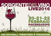 Sorgente del Vino 2016, Piacenza
