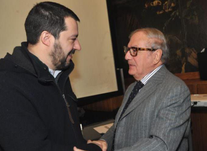 Matteo Salvini: Milano capitale del sud Europa