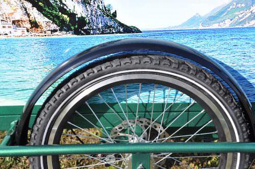 particolare bici