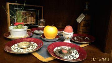 Capodanno persiano – nowruz,  ricordi by Hossein Arbabi
