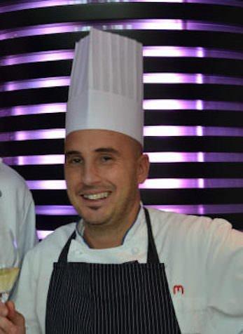 Andrea Levratto chef