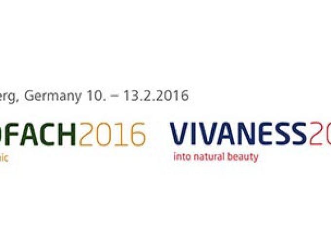 BIOFACH e VIVANESS 2016: Chiusura con numeri da record