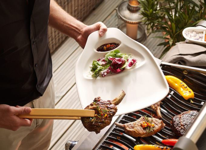 Regalo per la Festa del papà: accessori per il barbecue